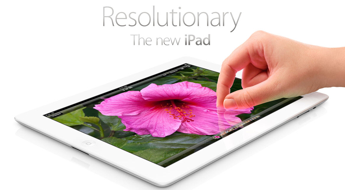 Apple New iPad Launch