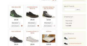 Online Shopping Cart Plugins