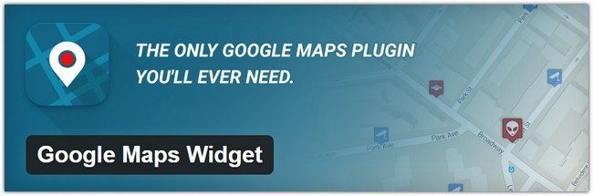 3.Google Maps Widget(1)