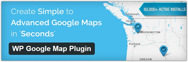 4.WP Google Map Plugin(1)