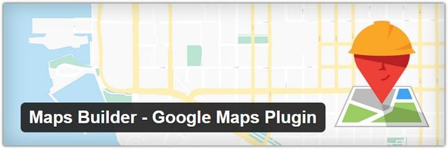 6.Maps Builder Google Maps Plugin(1)