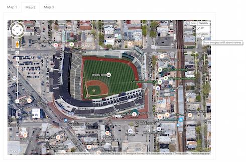 6.Maps Builder Google Maps Plugin(2)