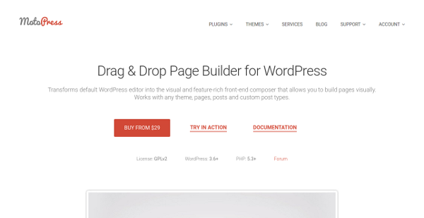 2.MotoPress For WordPress-