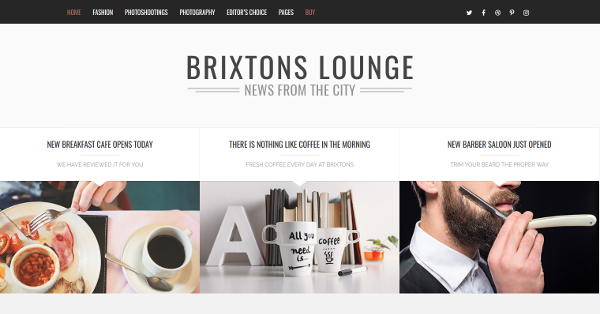 31.Brixton Storytelling WordPress Blog Theme