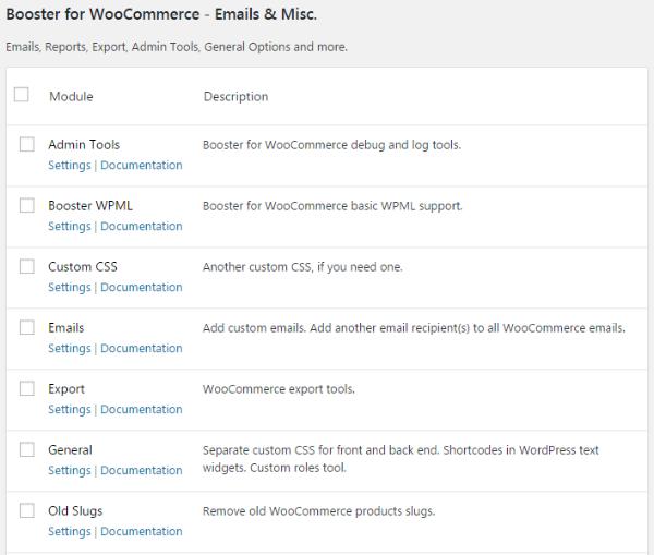 Free WooCommerce Plugins