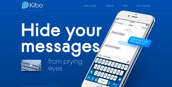 Mobile app Web Designs