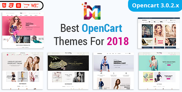 Best OpenCart Themes For 2018