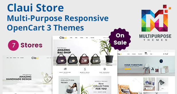 OpenCart Themes Archives - Web Design Inspiration, Templates